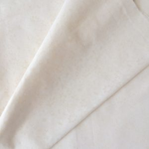 Ткань опель (100% хлопок) молочного цвета