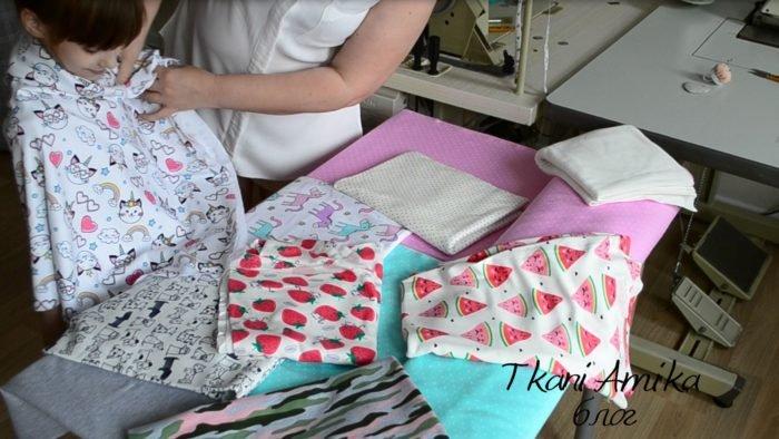 Ткань интерлок-пенье