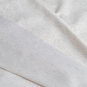 Футер 2-х нитка петля молочный меланж