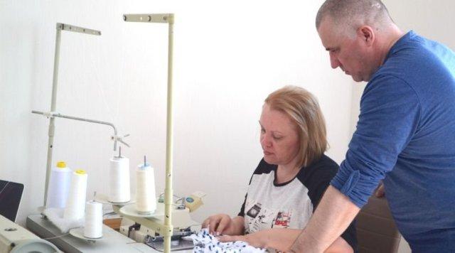 Прямострочная швейная машина
